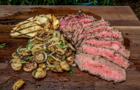 grilled flank steak flank steak is excellent grilling fare in our ...