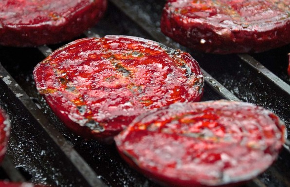Beets On Grill