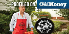 CNN Money features GrillGrate
