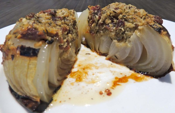 stuffed onion